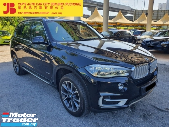 2014 BMW X5 3.0 XDRIVE 35I CBU (A) FULL SERVICE RECORD