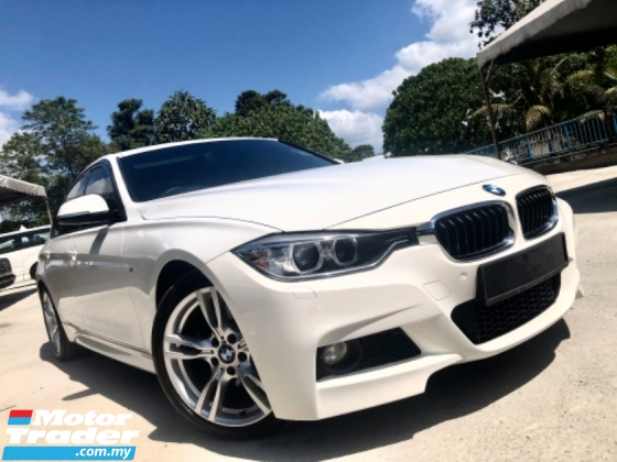2016 BMW 3 SERIES F30 328i 2.0 M-SPORT (A) SPORT EDITION FULL SERVICE RECORD