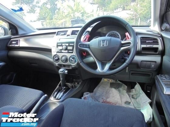 2013 HONDA CITY 1.5 E i-VTEC Modulo Facelift LikeNEW