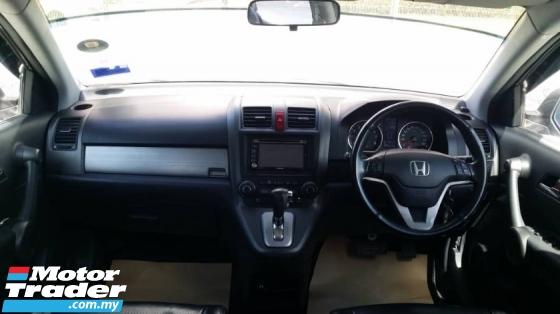 2013 HONDA CR-V 2.0 AT I-VTEC SUV AT (TRUE YEAR MAKE)(ONE OWNER)(LOW MILEAGE)(2 YEAR WARRANTY)