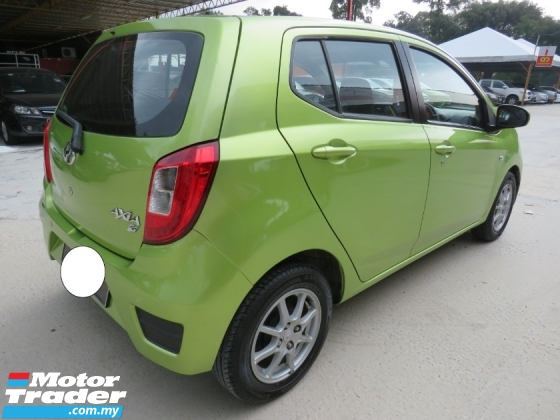 2017 PERODUA AXIA 1.0 (A) G Full Service Record At Perodua One Lady Owner 100% Accident Free High Loan Tip Top Condition Must View