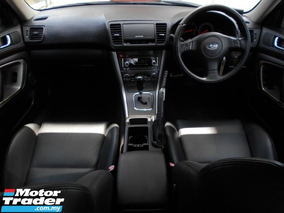 2006 SUBARU LEGACY 2.0 AUTO STAGE 2 LIMITED RARE UNIT BEST CONDITION LIKE NEW ACCIDENT FREE