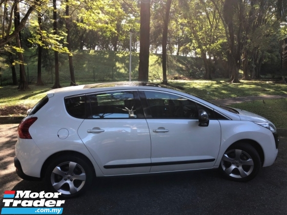 2012 PEUGEOT 3008 1.6 THP (A) TURBO [SELL BELOW MARKET]