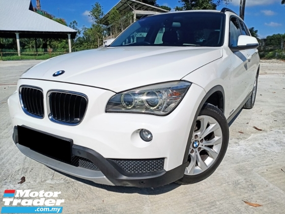 2013 BMW X1 sDrive20i (CKD) FACELIFT (A)TWIN TURBO