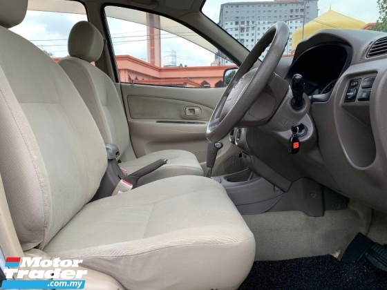 2007 TOYOTA AVANZA 1.5 G (A) 1 OWNER - F/BODYKIT - ORIGINAL PAINT - TIP TOP CONDITION - PERFECT LIKE NEW
