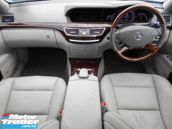 2012 MERCEDES-BENZ S-CLASS S300L  LOCAL FULL SPEC REAR ENTERTAINMENT BEST CONDITION LIKE NEW ACCIDENT FREE