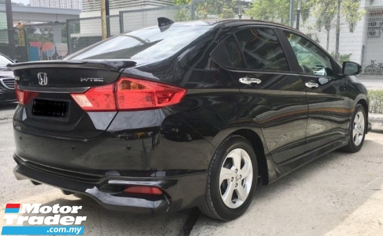 2015 HONDA CITY 1.5E AT i-VTEC WITH BODYKIT Sedan(TRUE YEAR MAKE)(ONE OWNER)(2 YEAR WARRANTY)(LOW MILEAGE)