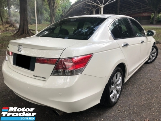 2011 HONDA ACCORD 2.4 VTI-L FACELIFT (A) P/SHIFT P/SEAT