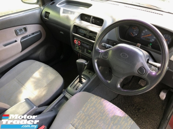 2005 PERODUA KEMBARA 1.3 CT ELEGANCE EZS (A) DVVT 4WD