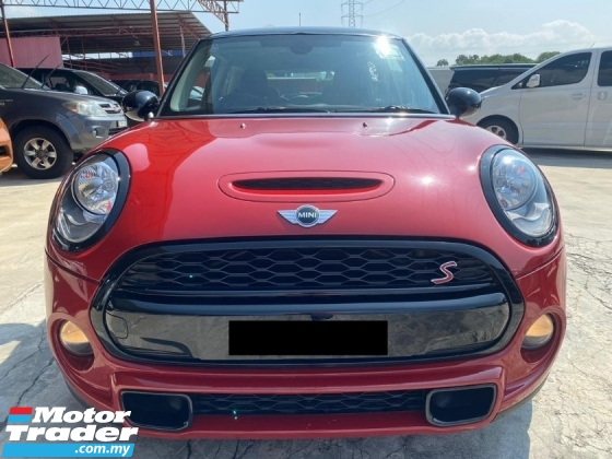 2014 MINI 3 DOOR COOPER S 2.0T (A) ONE VIP OWNER ! FREE ONE YEAR WARRANTY