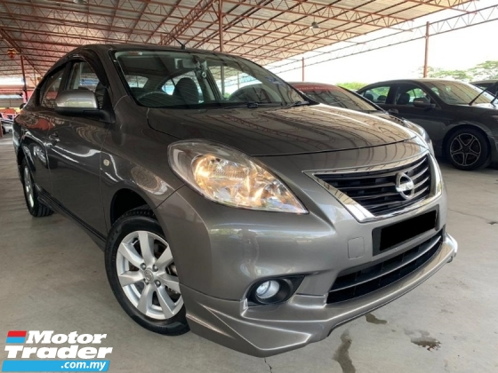 2013 NISSAN ALMERA 1.5 VL (A) FREE ONE YEAR WARRANTY ! OFFER OFFER