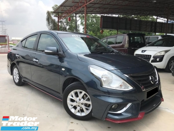 2015 NISSAN ALMERA 1.5 VL (A) FREE ONE YEAR WARRANTY ! OFFER OFFER