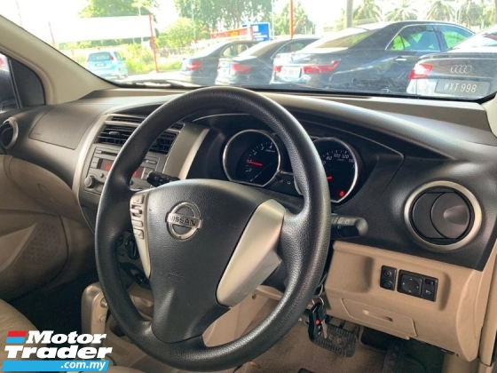 2015 NISSAN LIVINA 1.6 (A) VERY WELL CONDITION ! OFFER TILL LETGO !