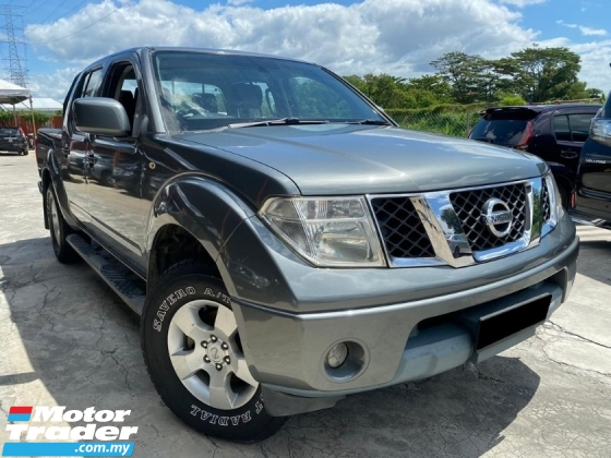 2013 NISSAN NAVARA 2.5L 4X2 (A) CITY USED ONLY ! FREE ONE YEAR WARRANTY !