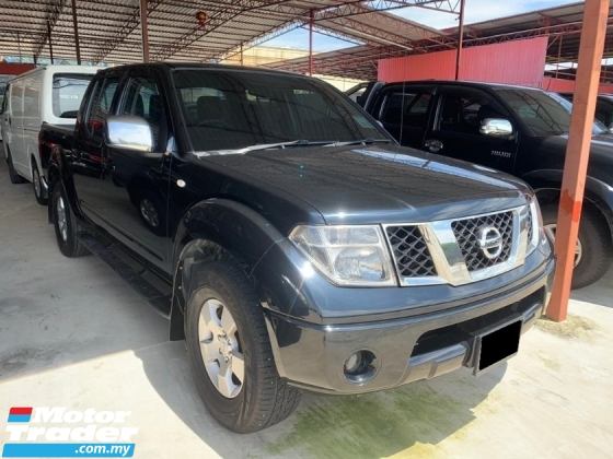 2013 NISSAN NAVARA 2.5L 4X4 LE (A) NO SITE USED ! MILEAGE ONLY 70K+ !