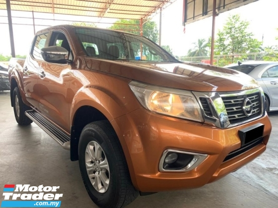 2016 NISSAN NAVARA 2.5 VGS TURBO 4x4 (A) LIKE NEW CAR ! MILEAGE ONLY 60K+ MUST VIEW !