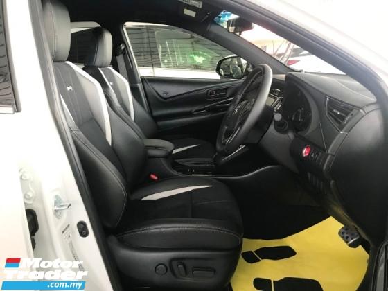 2016 TOYOTA HARRIER 2.0 GS GRAND SPORT SPORT SEAT 19 SPORT RIM GS SPEC