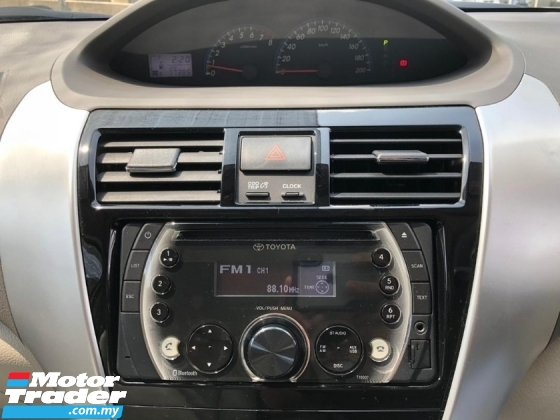 2013 TOYOTA VIOS 1.5G LIMITED (AT)