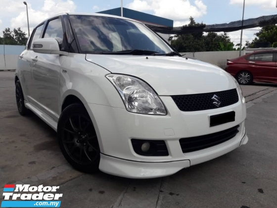 2010 SUZUKI SWIFT SPORT LIMITED