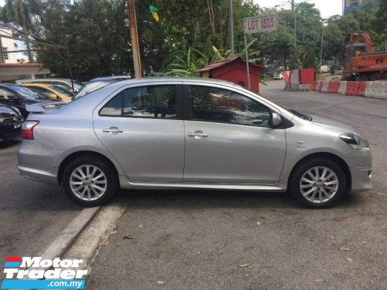 2012 TOYOTA VIOS TOYOTA VIOS FACELIFT FULL SPEC (A) ONE OWNER DIRECTOR