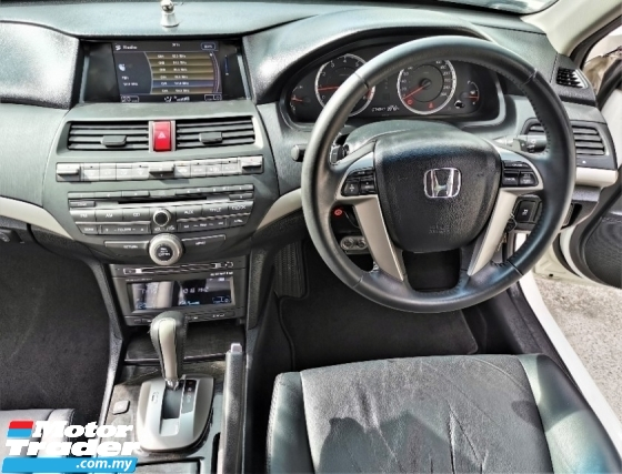 2013 HONDA ACCORD 2.4 VTI-L i-VTEC  [TIPTOP CONDITION][FULL SERVICE RECORD][LOW MILEAGE 75,000KM ONLY][1 OWNER]