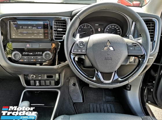 2020 MITSUBISHI OUTLANDER 2.4 SUV [4WD HIGH SPEC][TIP-TOP CONDITION][FULL SERVICE RECORD][UNDER WARRANTY][PROMOTION] 20