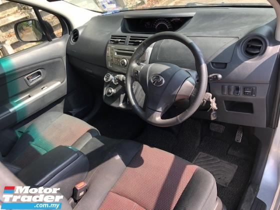2015 PERODUA ALZA 1.5 SE AUTO