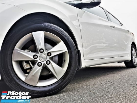 2014 HYUNDAI ELANTRA 1.6 HIGH SPEC [TIPTOP][1 OWNER][LIKE NEW CAR!!!!!]