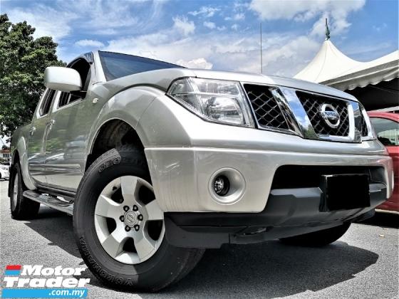 2011 NISSAN NAVARA 2.5L 4X4 SE (M) Pickup Truck TIPTOP LOW MILEAGE
