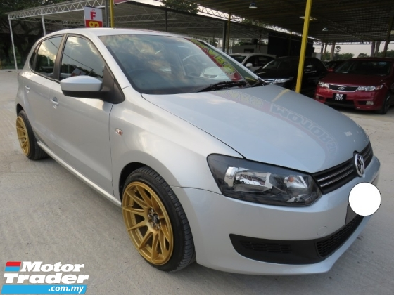 2016 VOLKSWAGEN POLO 1.6 (A) CKD One Owner Service On Time Accident Free High Loan Tip Top Condition Must View