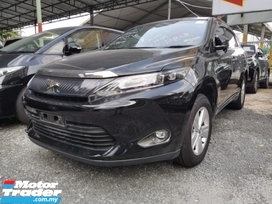 2015 TOYOTA HARRIER 2.0 ELEGANCE / TIPTOP 4 POINT CONDITION CAR / IF YOU NO BUY IS YOUR LOSS
