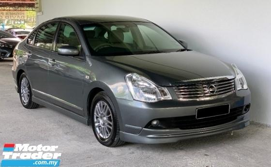 2011 NISSAN SYLPHY 2.0 Auto Facelift Navi IMPUL Edition
