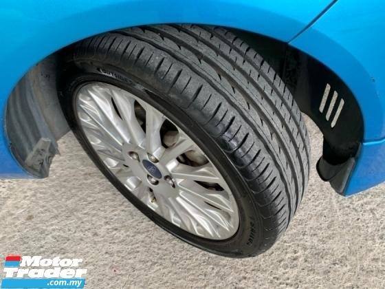 2014 FORD FIESTA Ford Fiesta 1.5 Auto Hatchback Spot Edition Model