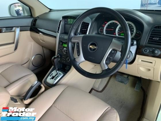 2011 CHEVROLET CAPTIVA 2.0 (A) AWD Sport Facelift Model