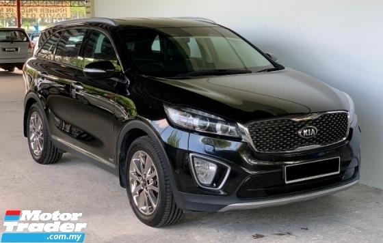 2017 KIA SORENTO 2.4 Auto High Grade Premium Model