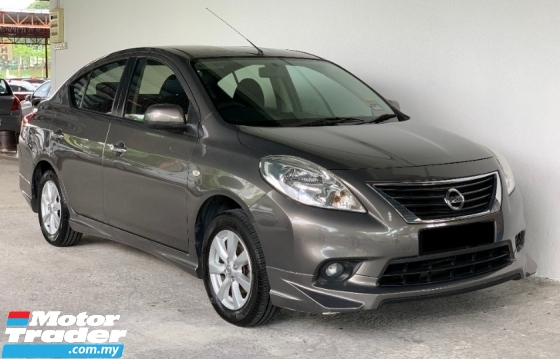 2013 NISSAN ALMERA 1.5 V-Spec Auto IMPUL Edition Model