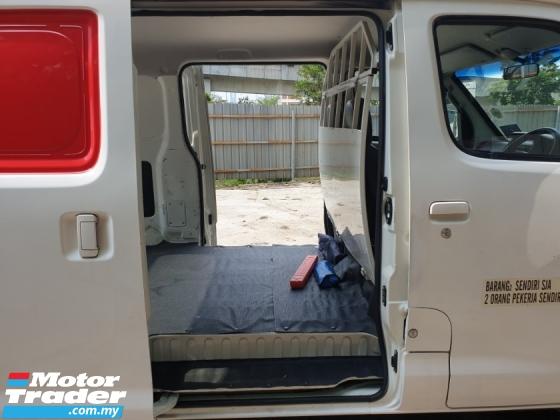 2013 DAIHATSU GRAN MAX 1.5 Panel Van TIP TOP LOW MILEAGE