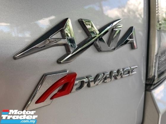 2016 PERODUA AXIA 1.0 AV Auto High Spec Model 7000KM Mileage Done Only