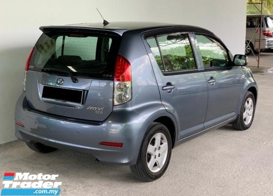 2011 PERODUA MYVI 1.3 Auto High Grade Model 1 Lady Owner