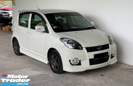 2012 PERODUA MYVI 1.3 SE (M) High Spec Full Leather Original Low Mileage