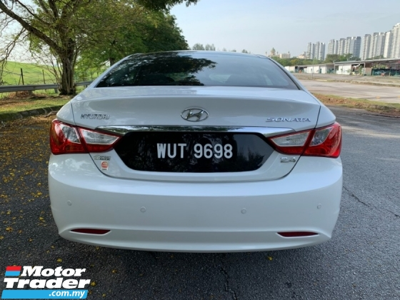 2011 HYUNDAI SONATA 2.4 Premium (A) 1 Lady Owner Only Original Paint TipTop Condition View to Confirm