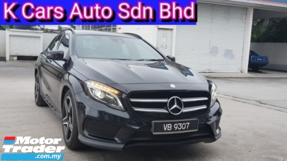 2016 MERCEDES-BENZ GLA 250 4Matic AMG Line (Actual Year) Still Under Warranty By Mercedes Low Mileage Doctor Owner Confirm Accident Free Keep Like New Car Condition