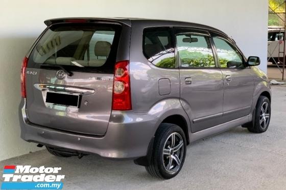 2010 TOYOTA AVANZA 1.5 Auto Facelift High Grade Model