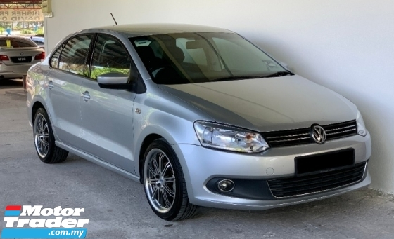 2014 VOLKSWAGEN POLO 1.6 Auto New Facelift Sporty Model