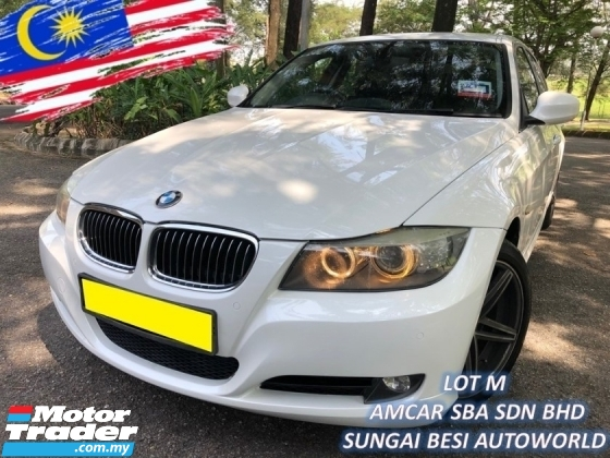 2012 BMW 3 SERIES 320I EXECUTIVE (CKD) FACELIFT (A) LCD I-DRIVE