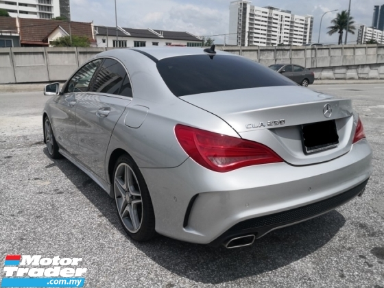 2014 MERCEDES-BENZ CLA 250 AMG TRUE YEAR MADE 2014 Japan Spec FREE 1 YEAR WARRANTY 2016