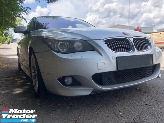2008 BMW 5 SERIES 525I M-SPORT LIMITED