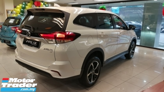 2020 PERODUA ARUZ 1.5 X/Av *LOW RATE 2.xx *FAST APPROVAL