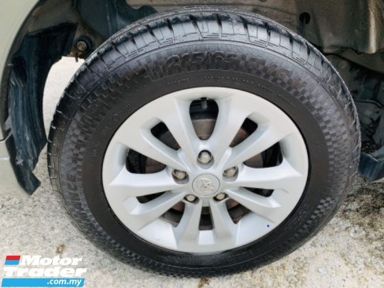 2012 TOYOTA RUSH TOYOTA RUSH 1.5 S (A)  7 SEATER SUV 1 SENIOR MALAY OWNER JUST BUY AND USE ONLY
