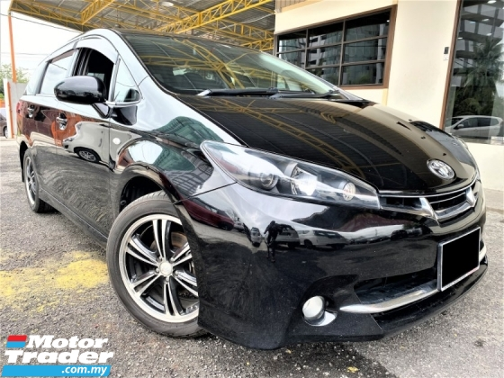 2009 TOYOTA WISH  (A) PADDLESHIFT, PUSH START